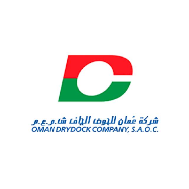 logo oman drydock firma kunden powerdmarc