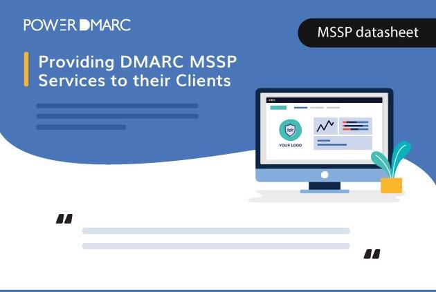 MSSP DMARC
