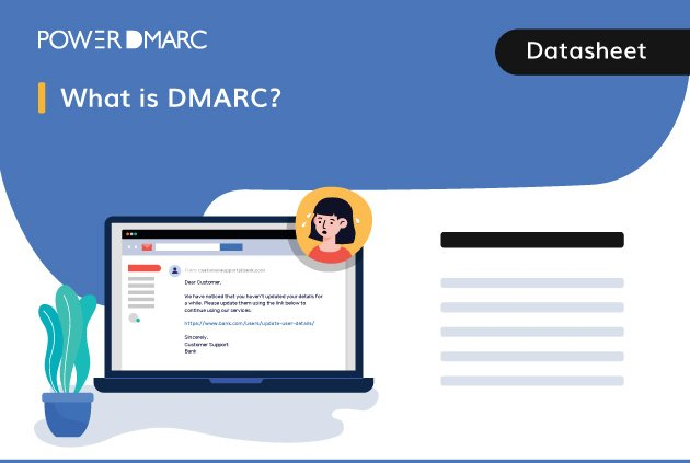 datasheet what is DMARC