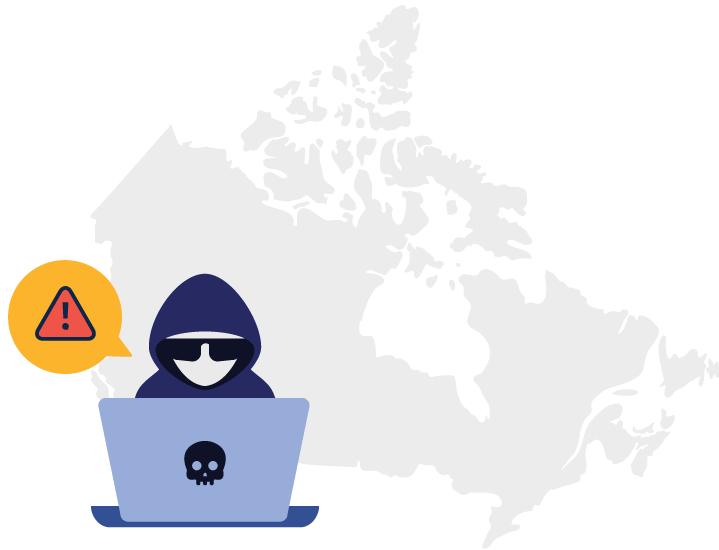 Email Spoofing in Canada is Major Threat