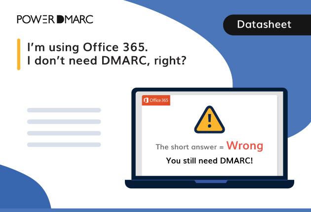 dmarc office365