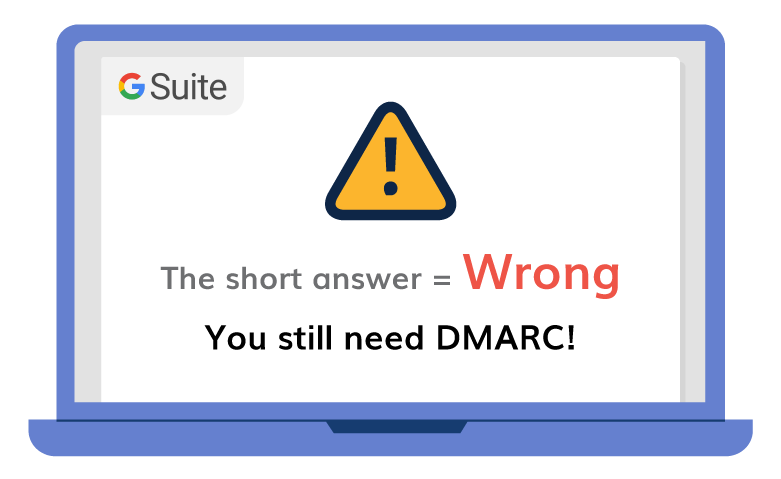 I'm using Office 365. I don't need DMARC, right?