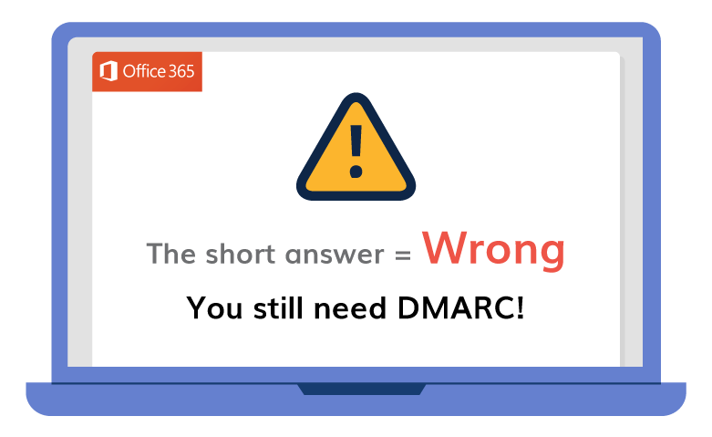 DMARC for office365