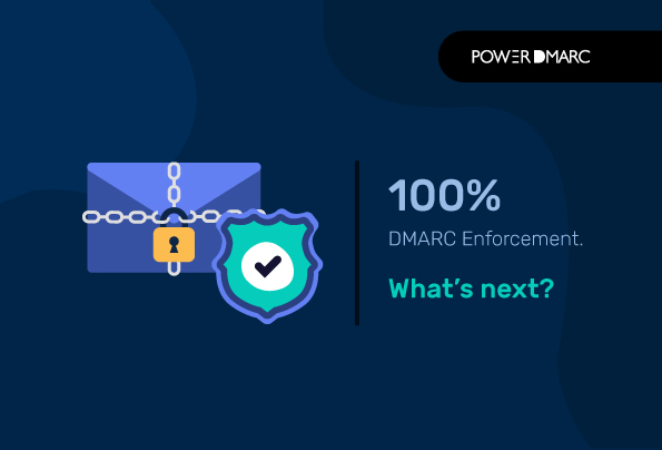 So You Just Got to 100% DMARC Enforcement. What Now?
