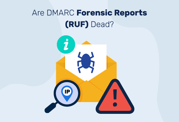 Are DMARC Failure Forensic Reports (RUF) Dead? Are you missing this angle of visibility?
