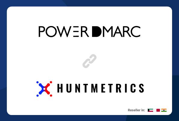 Value-added resale partner Huntmetrics