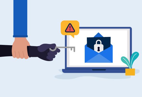 как остановить подмену электронной почты