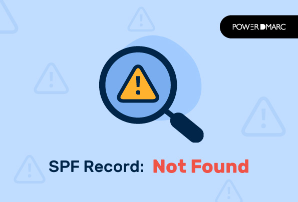 "How to fix ""No SPF record found"" ?"