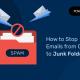 e-mail che vanno nella cartella della posta indesiderata