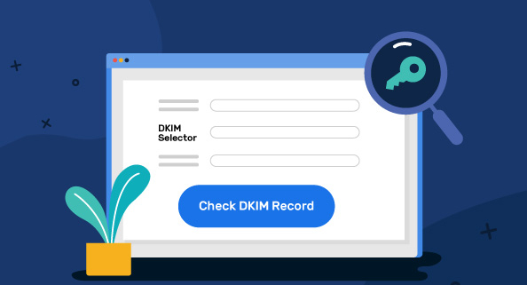 how to find DKIM selector