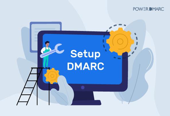 Hoe DMARC instellen?