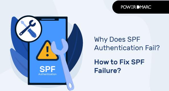 perché l'autenticazione SPF fallisce