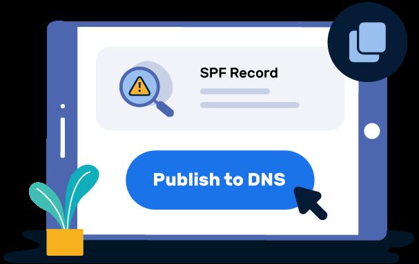 SPF record generator
