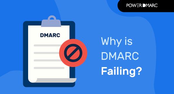 почему DMARC терпит неудачу
