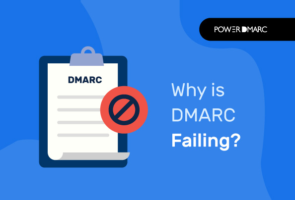 Why is DMARC failing? 6 Reasons for DMARC Failure