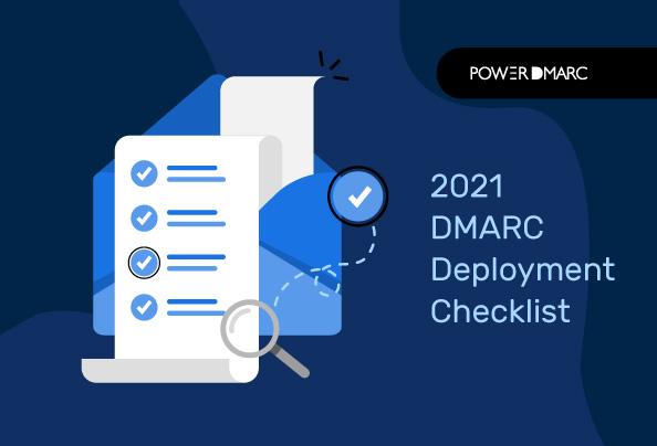 2021 DMARC-implementatiecontrolelijst