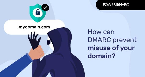 DMARC voorkomt misbruik van domeinen