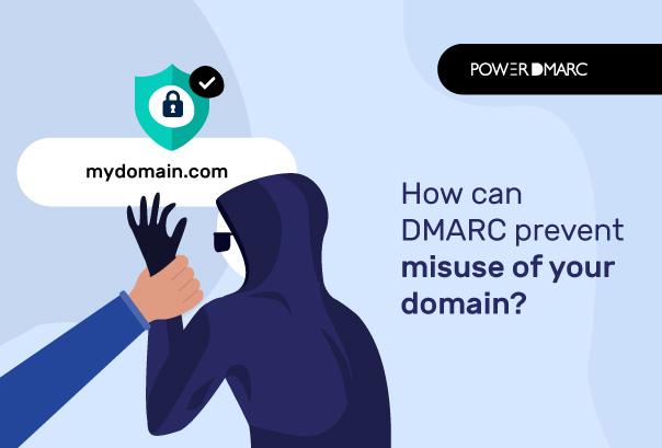 Hoe voorkomt DMARC misbruik van domeinen?