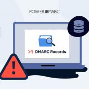 più record DMARC