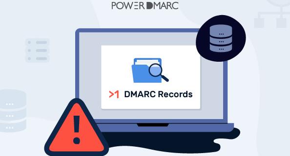 flere DMARC-poster