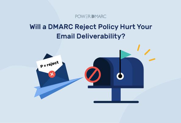 Ухудшит ли политика отклонения DMARC доставляемость вашей электронной почты?
