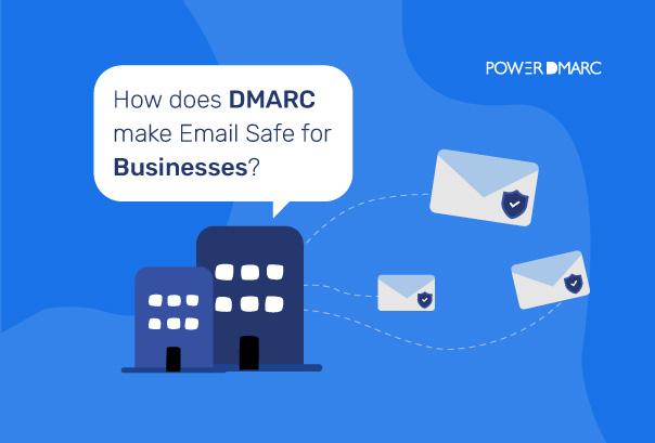 Как DMARC делает электронную почту безопасной для предприятий?