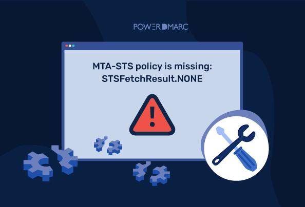 """Как исправить """"Политика MTA-STS отсутствует""""?"""