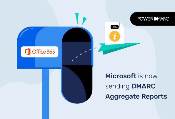 Агрегированные отчеты Microsoft DMARC